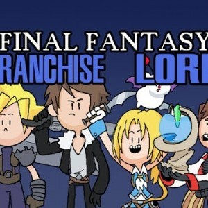 LORE -- Final Fantasy Franchise Lore in a Minute! - YouTube